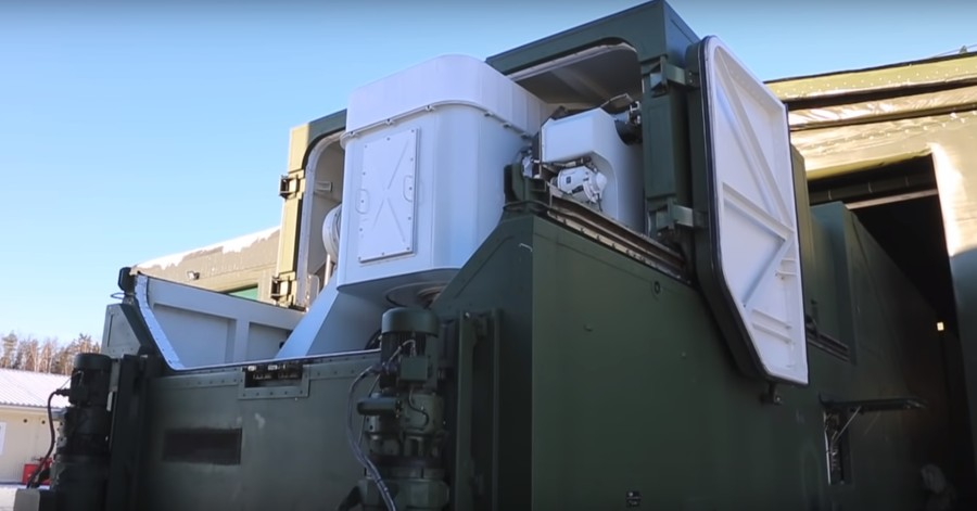 WATCH Peresvet combat laser system enter test duty in Russia (VIDEO)
