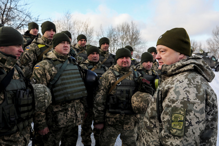 Kiev's martial law is cover for offensive action against rebels – Moscow
