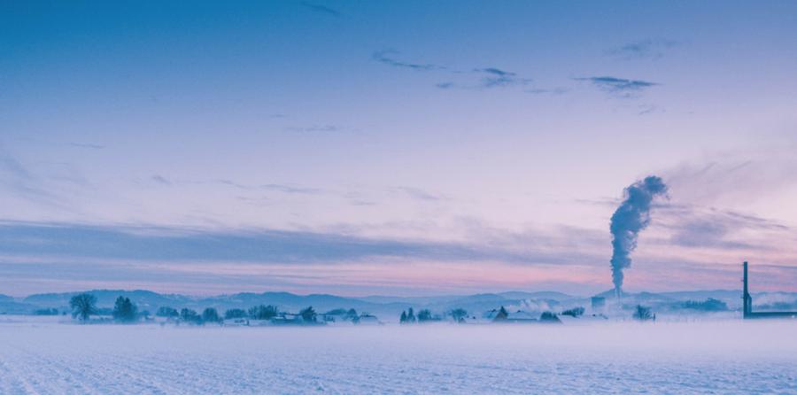 Man-made weather change: Factories create local snowstorm in rural Nebraska (PHOTOS, VIDEOS)