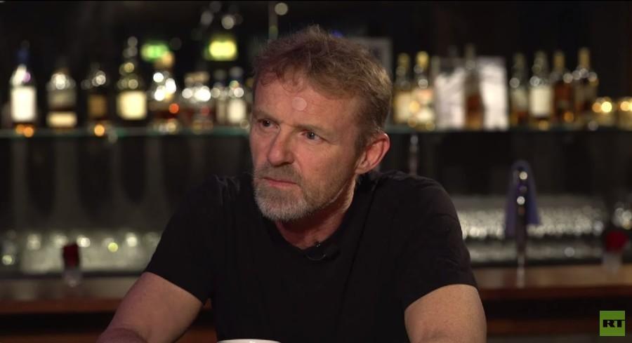 Crime doesn't pay? Jo Nesbo, bestselling Norwegian author