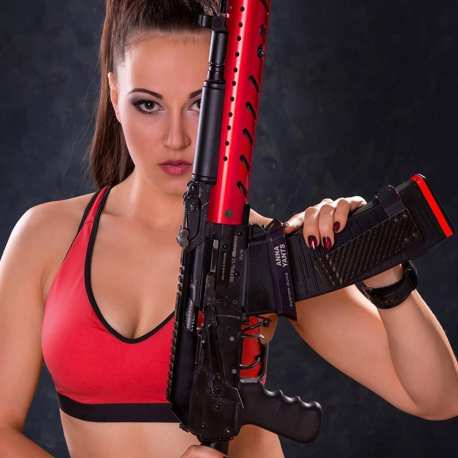 Meet Kazakhstan's answer to Lara Croft, she teaches Kadyrov's daughters to shoot