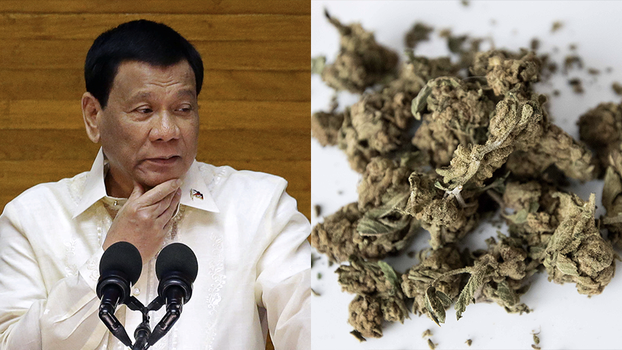 Side effect for Duterte: Philippines leader called to get drug tested after his marijuana 'joke'