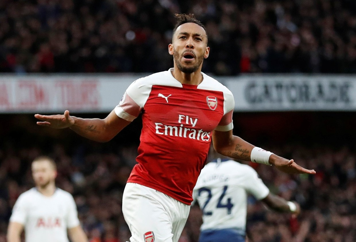 Premier League top scorer Pierre Emerick Aubameyang is said to feature in the video