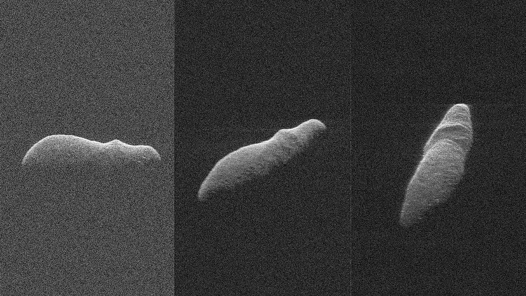 Near-Earth Asteroid 2003 SD220 Flies Past Earth On Saturday