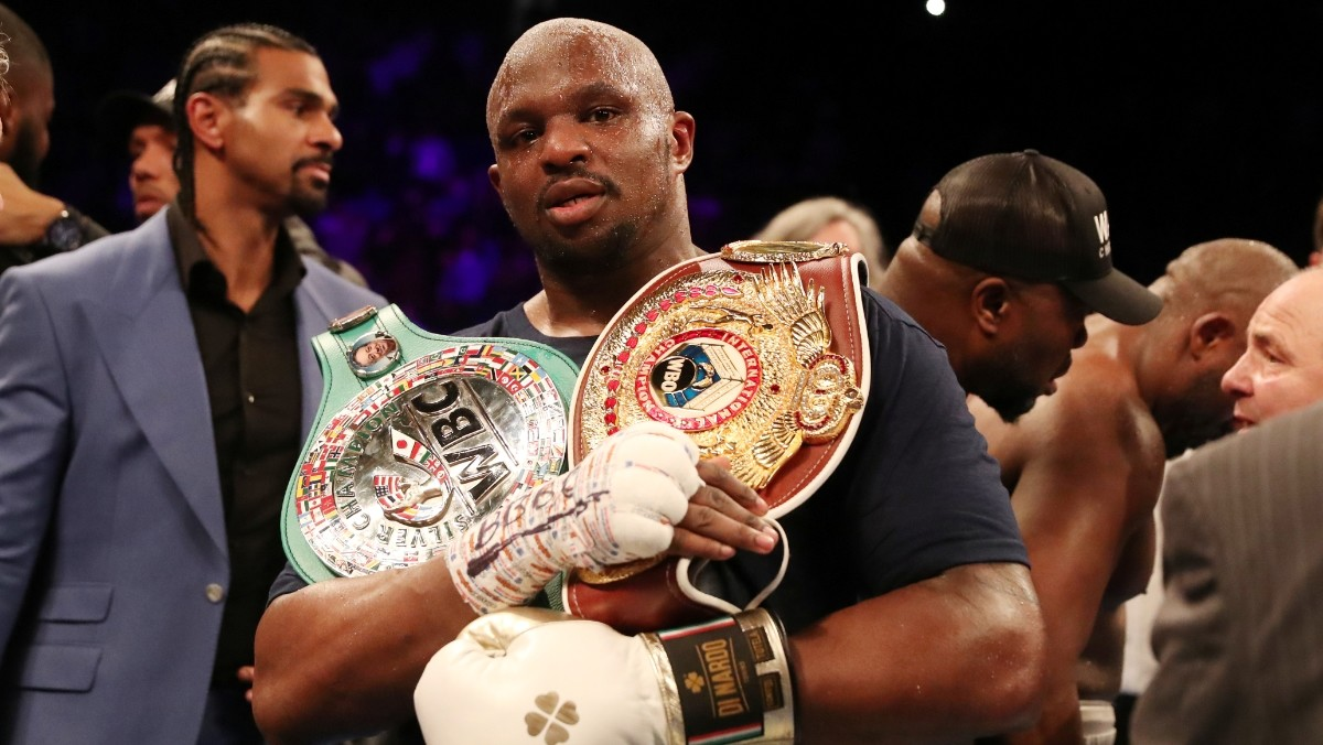 Dillian Whyte Earns Brutal KO Win In Chisora Rematch