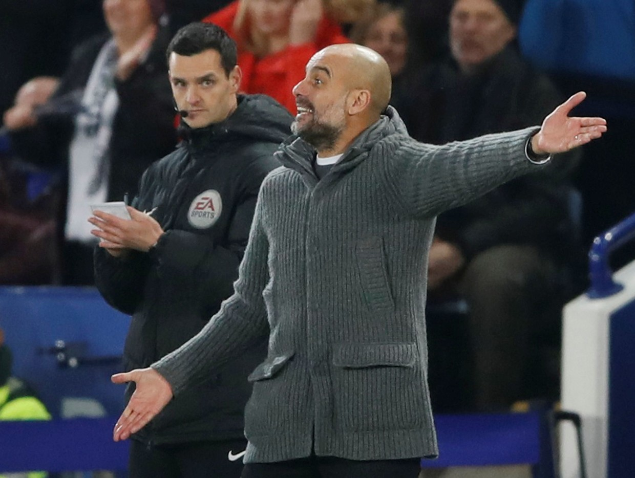 #Pepout: Latest Man City defeat stokes social media mockery & hysteria over Guardiola