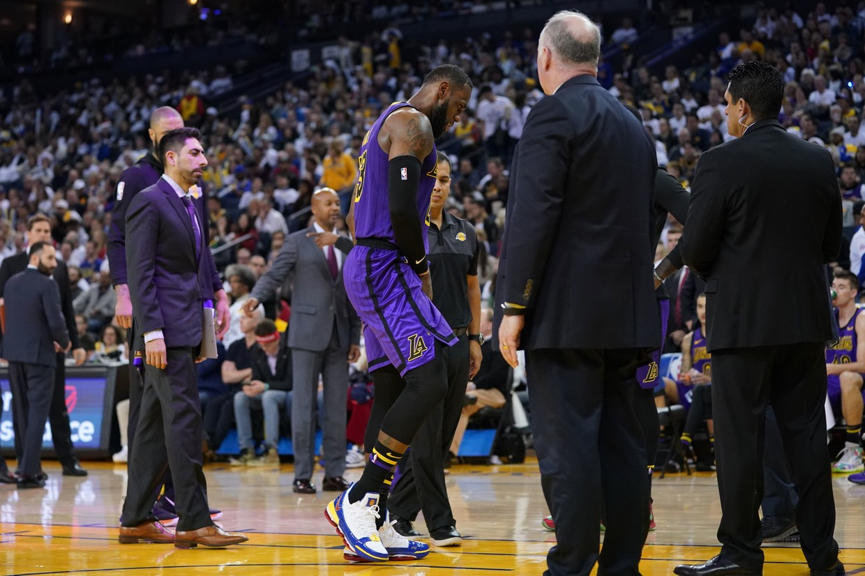 LeBron James Likely To Miss Multiple Games
