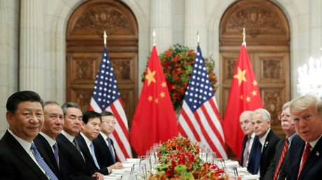 Trade truce? Trump & Xi put tariff war on hold for 90 days at G20 dinner in Argentina