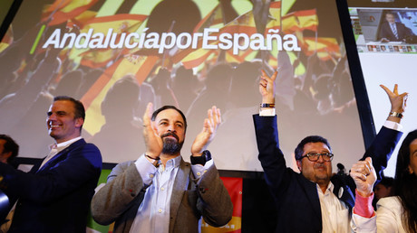 Right-wing 'Reconquista'? Anti-immigrant party enters parliament in Spain's most populous region
