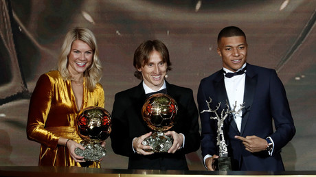 'Unfair on players & fans': Modric takes swipe at Messi & Ronaldo over Ballon d'Or no-shows