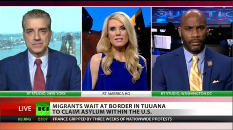 Immigration Debate & The 'Integrity Initiative' Info War