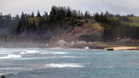 6.0-magnitude earthquake strikes northeast of Australia's Norfolk Island