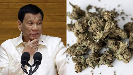 Side effect for Duterte: Philippines leader called to get drug tested after his marijuana 'joke'