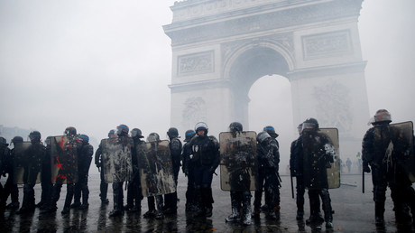 Truth or Not? 'Final outcome': France to deploy 65,000 cops as protesters plan massive Saturday demonstration