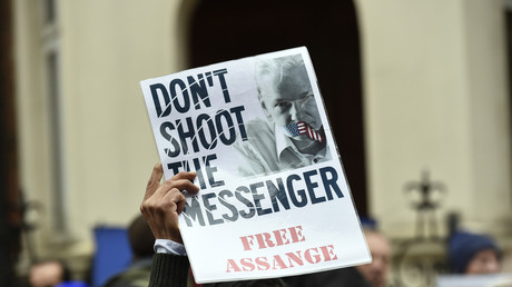 Assange rejects Ecuador president's 'no death penalty' deal with UK