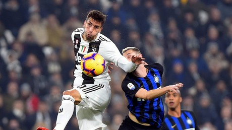 5c0baf89fc7e9342408b45b4 'Amazing link-up play': Juventus ace Bentancur plays one-two off teammate Dybala's FACE (VIDEO)
