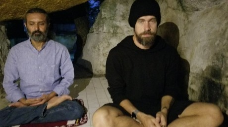 Twitter CEO Jack Dorsey's birthday meditation in Myanmar is co cringeworthy we can't even...