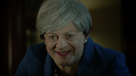 'It's mine, my own, my Brexit!': Gollum actor reprises role to deride Theresa May (VIDEO)