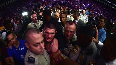 Khabib Nurmagomedov granted delay in UFC 229 post-fight brawl hearing