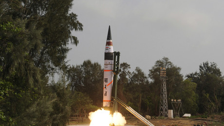 India conducts new successful test-launch of Agni-V ICBM