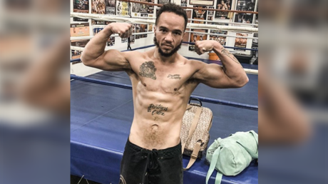 'I hear some fans aren't happy, it's ok I'll be back' - 1st trans male US boxer after pro debut