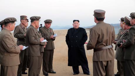 US sanctions three North Korea top officials