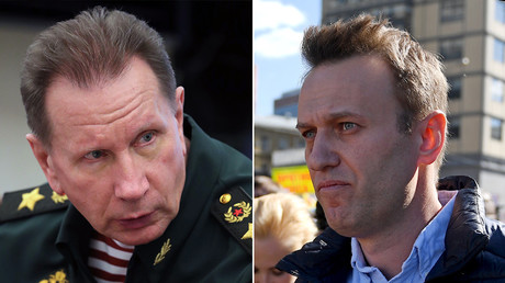 National Guard boss sues Kremlin critic Navalny after negotiations for duel sour