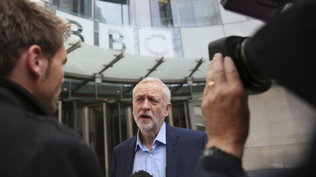 BBC knowingly broadcasts 'coded negative imagery' of Corbyn, top British lawyer claims