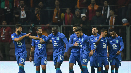 Porto storm into Champions League knockout stages after Galatasaray nail-biter