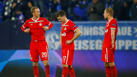 Last minute, last place – Lokomotiv crash out of Champions League to wrap up Group D (PHOTOS)