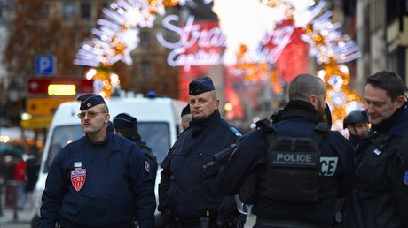 Shooting in Strasbourg: 2 killed, 11 injured near Christmas market (VIDEO)