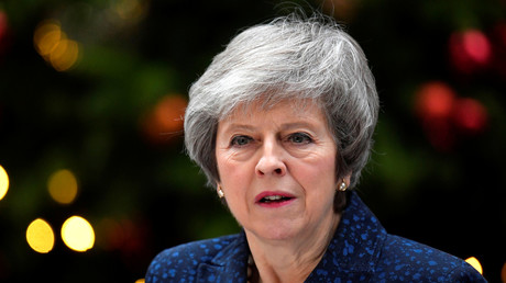 'I will contest it': UK PM May to face vote of confidence in leadership over Brexit deal