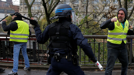 Strasbourg attack not a govt conspiracy to undermine Yellow Vests – Interior Ministry official