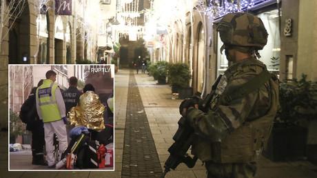 Strasbourg gunman cried 'Allahu Akbar' during attack, has 27 convictions – prosecutor