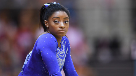 'I'm on anxiety medicine': Simone Biles gets treatment after speaking out on sexual assault
