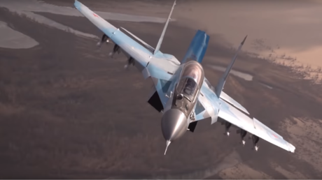 Russia presents its new state-of-art MiG-35 fighter jet in stunning VIDEO