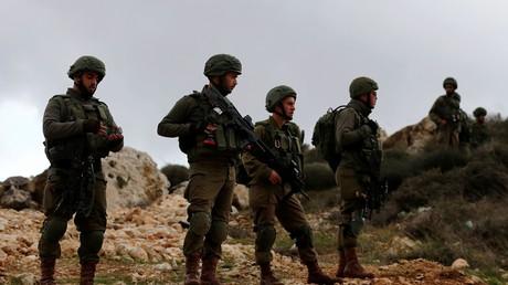 IDF encircles de-facto Palestinian capital in response to terror attack