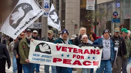 Veterans fighting for peace w/ Matt Hoh