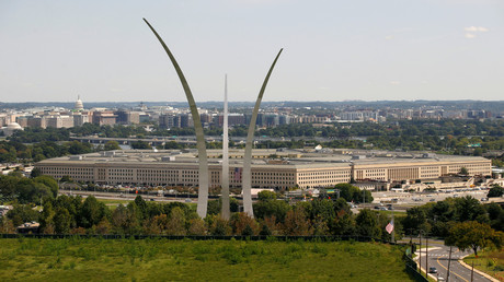'Astonishing fraud: Pentagon stashes away unspent money & then uses it without any accountability'