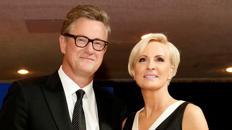 Mika missing at Morning Joe after calling Pompeo 'a wannabe dictator's butt boy'