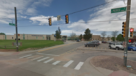 Columbine High School on lockout: Threats of planted bombs, 'suspicious person' in the area