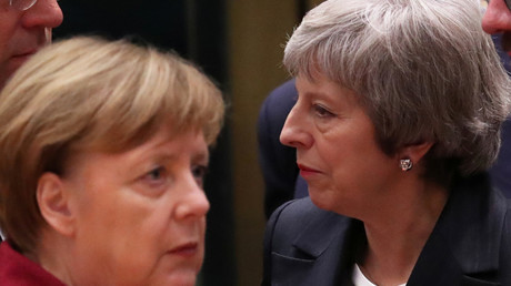 'Not open for negotiation': EU stands by Brexit deal, offers few extra reassurances to May