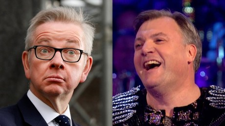 'I've just been sick': Michael Gove & Ed Balls do Gangnam Style dance to the horror of the public