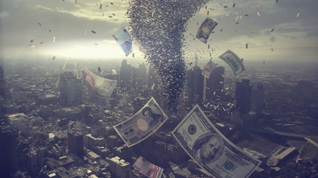 Global debt hits all-time high of $184,000,000,000,000