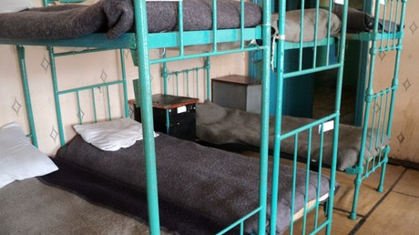 Number of prisoners in Russia hits record low