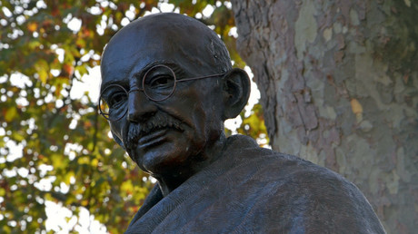 Indians 'infinitely superior' to blacks: Gandhi statue removed for racist remarks against Africans