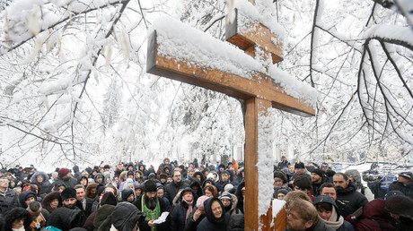 Head of Russian Orthodox Church urges world leaders to stop Kiev from tampering with religion