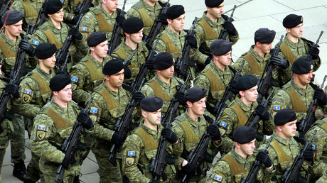 EU's 'toothless' response to creation of Kosovo army risks worsening the crisis – Moscow