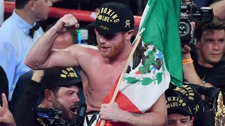 Body snatcher: Saul 'Canelo' Alvarez stops Rocky Fielding to capture WBA super-middleweight title