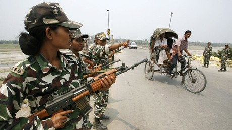Modern army or dark age relic? Twitter erupts after Indian general says women not ready for combat